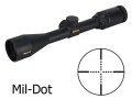 Product detail of Nikon Monarch Rifle Scope 2.5-10x 42mm Mil-Dot Reticle Matte