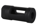 "Product detail of DoubleStar Carlson Muzzle Brake 1/2""-28 Thread AR-15 Steel Matte"
