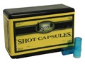 Product detail of Speer Empty Shot Capsules 44 Caliber Box of 25