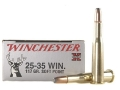 Product detail of Winchester Super-X Ammunition 25-35 WCF 117 Grain Soft Point