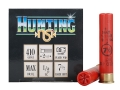 "Product detail of NobelSport Hunting Ammunition 410 Bore 2-1/2"" 1/2 oz #7-1/2 Shot Box of 25"