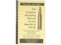 "Product detail of Loadbooks USA ""8mm-06 Springfield and 338-06 A-Square"" Reloading Manual"