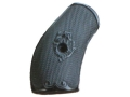 Product detail of Vintage Gun Grips American Bulldog Iver Johnson 38 Caliber Polymer Black