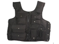 Product detail of Hunter Tactical Vest One Size Fits Most Nylon Black