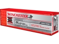 Product detail of Winchester Super-X Ammunition 22 Long Rifle 37 Grain Plated Lead Holl...