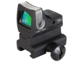 Product detail of Trijicon RMR Reflex Red Dot Sight Dual-Illuminated 7 MOA Amber Dot Matte with RM34 Mount Matte