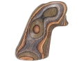 Thumbnail Image: Product detail of Hogue Fancy Hardwood Grips Ruger Blackhawk, Singl...