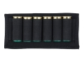 Product detail of Uncle Mike's Belt Slide Shotshell Ammunition Carrier 6-Round Nylon Black