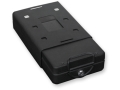 "Product detail of Bulldog Car Vault Security Box with Mounting Bracket 10"" x 6.4"" x 2"" Steel Black"