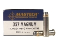 Product detail of Magtech Sport Ammunition 357 Magnum 158 Grain Semi-Jacketed Hollow Point