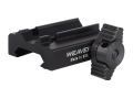 Product detail of Weaver Tactical Compact ACOG Mount Picatinny-Style Matte