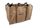 Product detail of Rig'Em Right 6 Slot Floater Goose Decoy Bag Nylon Tan and Black