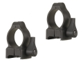 "Product detail of Durasight Z-2 Alloy 1"" Quick Detachable Rings Weaver-Style Matte Medium"