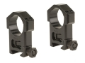 Product detail of Badger Ordnance Picatinny-Style 30mm Maximized Rings Matte