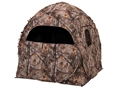 "Product detail of Ameristep Doghouse Ground Blind 60"" x 60"" x 66"" Polyester Realtree Xtra Camo"