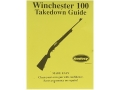 "Thumbnail Image: Product detail of Radocy Takedown Guide ""Winchester 100"""