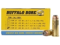 Product detail of Buffalo Bore Ammunition 500 Linebaugh 400 Grain Jacketed Hollow Point Box of 50