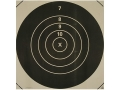 Product detail of NRA Official High Power Rifle Targets Repair Center MR-1C 600 Yard Slow Fire Paper Package of 50