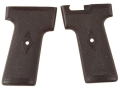 Product detail of Vintage Gun Grips Webley 1906, 1908 with Escutcheon 32 ACP Polymer Black