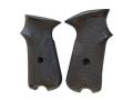 Product detail of Vintage Gun Grips Haerens Rustkammer 9mm Luger Polymer Black