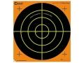 """Product detail of Caldwell Orange Peel Targets 16"""" Self-Adhesive Bullseye Package of 5"""