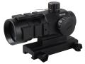 Thumbnail Image: Product detail of Burris AR-132 Red Dot Sight 1x 32mm 4 MOA Dot Matte