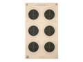 Product detail of NRA Official Smallbore Rifle Target A-50 50-Meter UIT Paper Package of 100