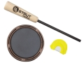 Product detail of H.S. Strut Raspy Old Hen Slate with Diaphragm Turkey Call Pack