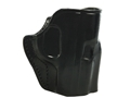 Product detail of Galco Stinger Belt Holster Right Hand Glock 26, 27, 33 Leather Black