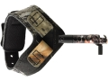 Product detail of Scott Archery Silverhorn Bow Release Buckle Wrist Strap Mossy Oak Break-Up Camo