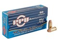 Product detail of Prvi Partizan Ammunition 40 S&W 165 Grain Full Metal Jacket Box of 50