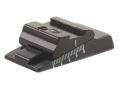 Product detail of Williams WGOS-Flat Open Sight Less Blade Aluminum Black