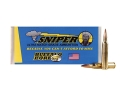 Product detail of Buffalo Bore Sniper Ammunition 223 Remington 69 Grain Hollow Point Boat Tail Box of 20