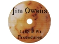 "Product detail of Jim Owens ""Line and Pit Procedures"" CD-ROM"