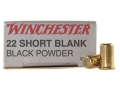 Product detail of Winchester Super-X Ammunition 22 Short Blank Black Powder Box of 50
