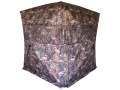 "Product detail of Rhino Outdoors Rut & Strut Ground Blind 80"" x 80"" x 69"" Polyester Buckthorn Camo"