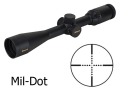 Product detail of Nikon Monarch Rifle Scope 4-16x 42mm Side Focus Mil-Dot Reticle Matte