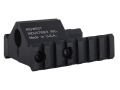 Product detail of Midwest Industries Tactical Light Mount Ruger Mini-14 Aluminum Matte