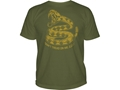 Product detail of 5.11 Men's Don't Tread On Me T-Shirt Short Sleeve Cotton