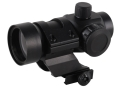 Product detail of NcStar Tactical Red Dot Sight 3 MOA Red/Green Dot with Cantilever Weaver-Style Mount Matte