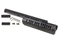 Product detail of Vltor CASV-MX Free Float Modular Rail Handguard AR-15 Mid Length Aluminum