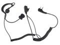 Product detail of Midland TH1 Tactical Earphone with Boom Mic Black