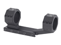 "Product detail of JP Enterprises 1-Piece Scope Mount Picatinny-Style with Integral 30mm Rings with 1"" Inserts Flat-Top AR-15 Matte"