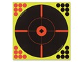 "Product detail of Birchwood Casey Shoot-N-C 12"" BMW Bullseye Targets Package 6"