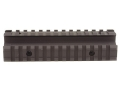 Product detail of Weaver Tri-Rail System Scope Base AR-15 Flat-Top Matte