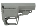 Product detail of Mission First Tactical Battlelink Utility Low Profile Collapsible Stock AR-15, LR-308 Polymer