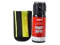 Product detail of Sabre 1.8 oz Flip Top Pepper Spray with Flourescent Arm Band