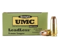 Product detail of Remington UMC Ammunition 9mm Luger 147 Grain Flat Nose Enclosed Base Box of 50