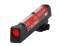 "Product detail of HIVIZ Front Sight Glock All Models (Except Compensated) .162"" Height Steel .080"" Diameter Fiber Optic Red"