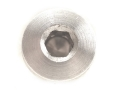 Product detail of Cylinder & Slide Grip Screws Hex Head Colt 380 Stainless Steel Package of 4